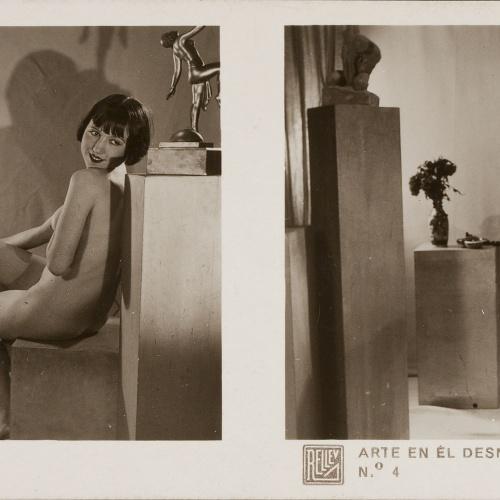 Josep Masana - Arte en el desnudo. Nº 4 (Art in the Nude. No. 4) - Undated