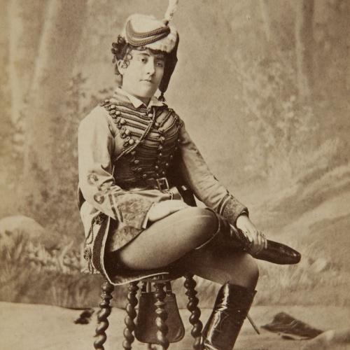 Antoni Esplugas Puig - Dolores Franco de Salas - Circa 1881
