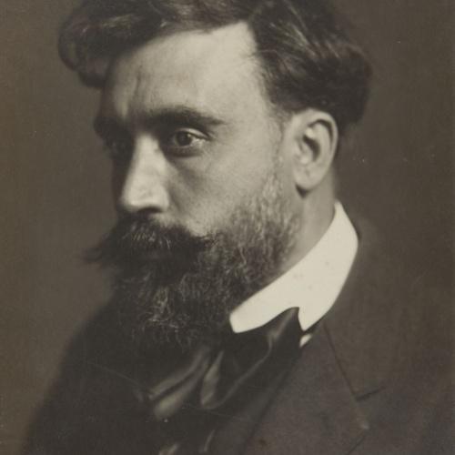 Rafael Areñas Tona - Portrait of Ignasi Yglesias - Circa 1920