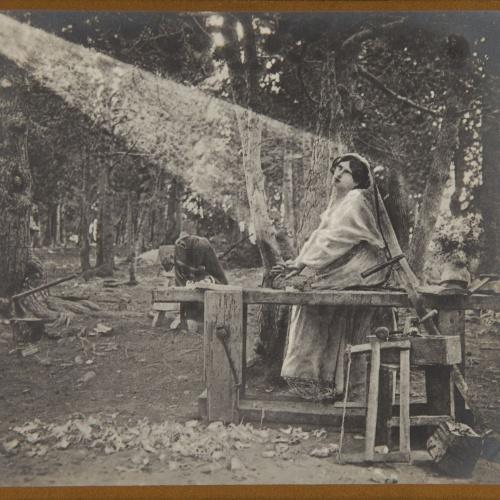 Pere Casas Abarca - Sense títol - Cap a 1900