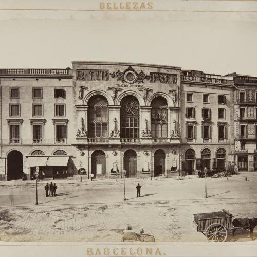 Joan Martí  - Teatro Principal - 1874