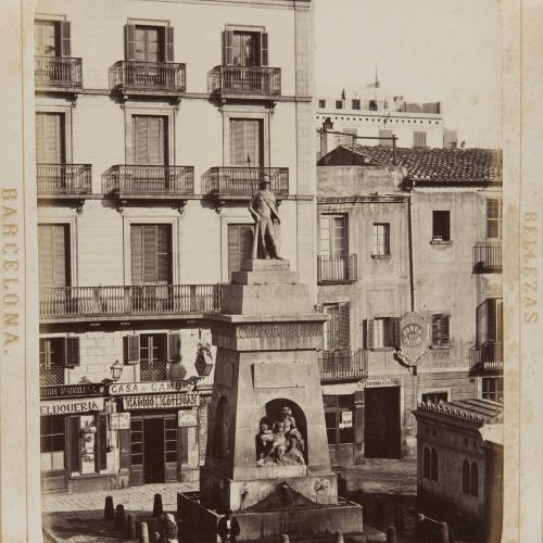 Joan Martí  - Fuente del Viejo - 1874