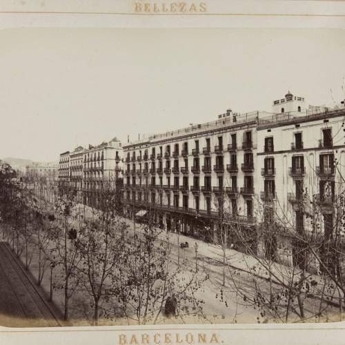 Joan Martí  - Rambla de Estudios - 1874