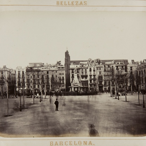 Joan Martí  - Plaza de Palacio - 1874