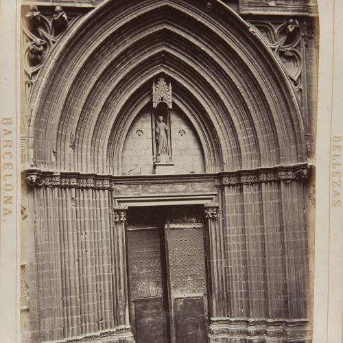 Joan Martí  - Cathedral (Saint Clare) - 1874