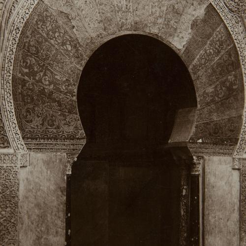 Emili Godes - The Mihrab - 1927