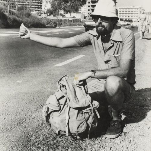 Oriol Maspons - Sense títol (Retrat de Luís Cantero, periodista) - 1977