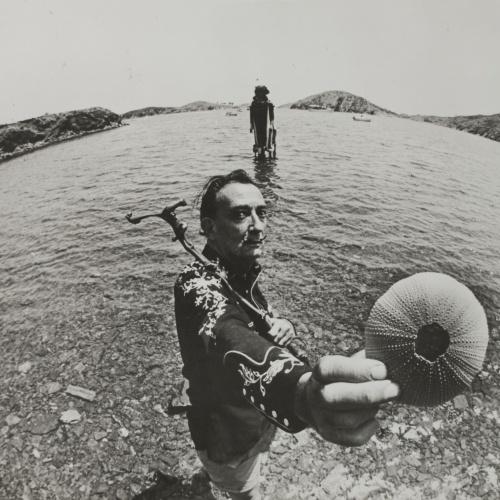 Oriol Maspons - Salvador Dalí - [no-dating]
