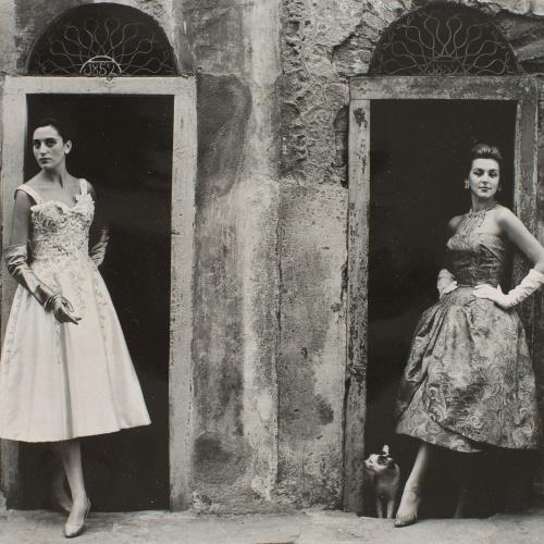 Oriol Maspons - Sense títol (Fotografia de moda per la marca «Santa Eulalia») - 1957