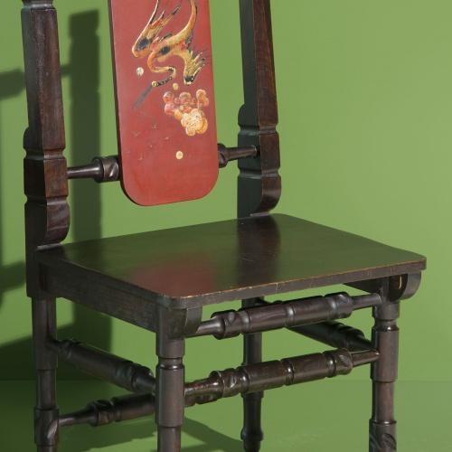 Josep Maria Jujol - Cadira de menjador - Cap a 1927