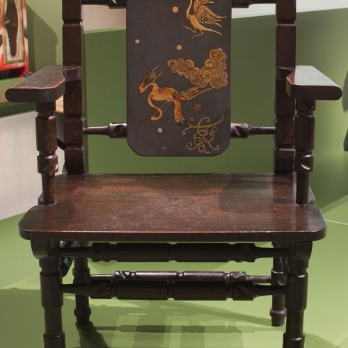 Josep Maria Jujol - Cadira de braços de menjador - Cap a 1927