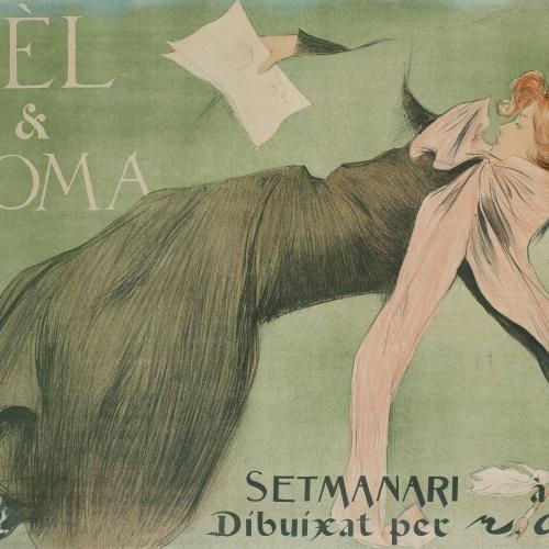 Ramon Casas - Pèl & Ploma - 1899