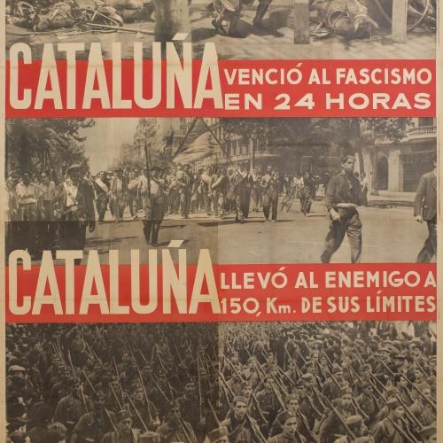 Anònim - Cataluña venció al fascismo en 24 horas - 1936