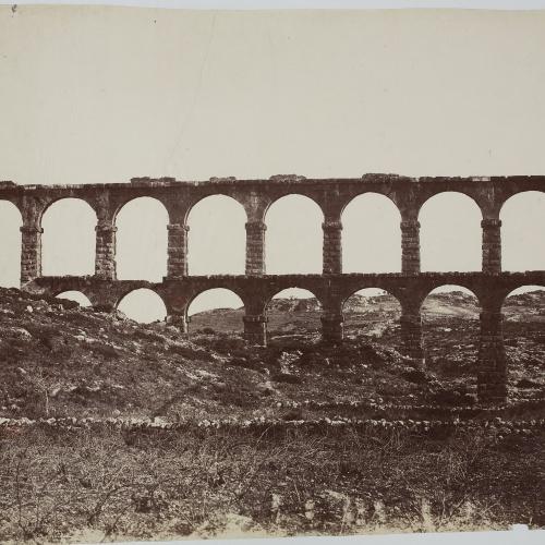 Charles Clifford - Acueducto (Tarragona) (Aqueduct) - 1860