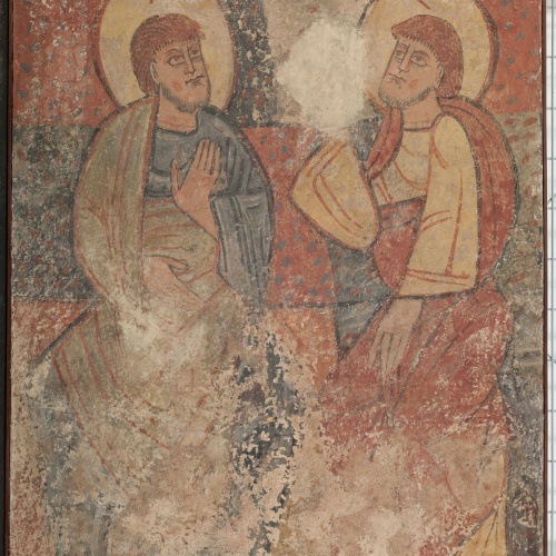 Anònim - Apòstols de la Pentecosta, de Bellcaire - Tercer quart del segle XII