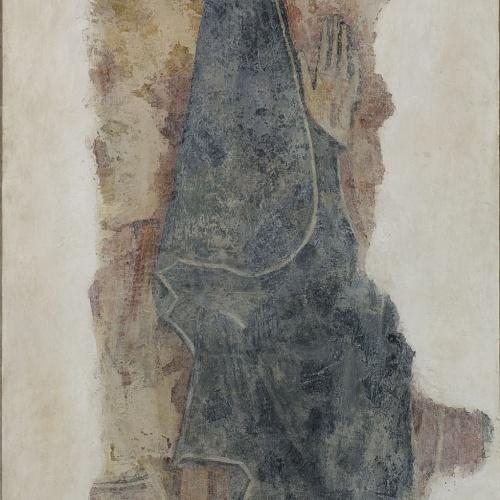 Anònim. Catalunya - Sant Joan Evangelista de la Crucifixió, d'Estaon - Mitjan segle XII
