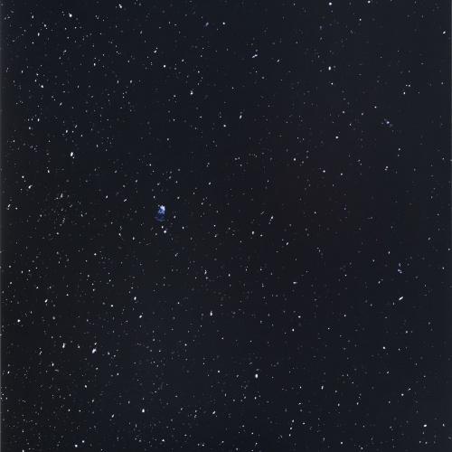 Joan Fontcuberta - MN 3 Canes Venaciti (Constel·lacions) - 1993