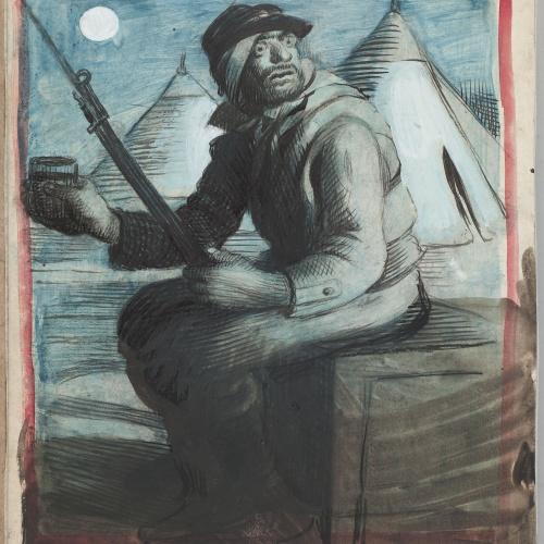 Ramon Calsina - Soldier - Circa 1936-1939