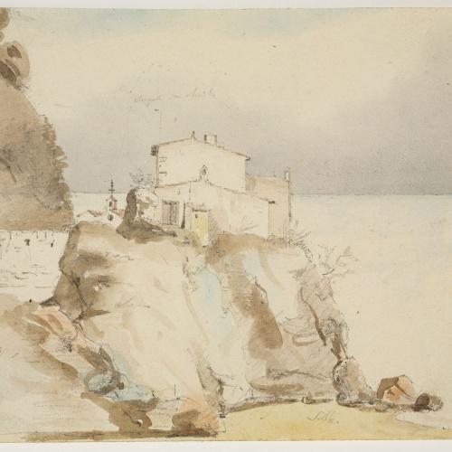 Adolphe Hedwige Alphonse Delamare - Arenys de Mar - November 29, 1827