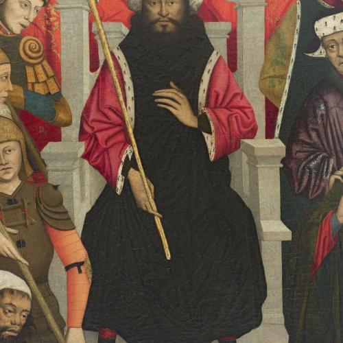 Lluís Dalmau - Decapitació de sant Baldiri - Cap a 1448 [1]