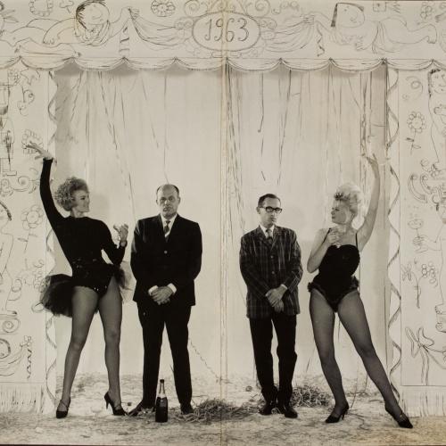 Oriol Maspons - Nadala - 1963