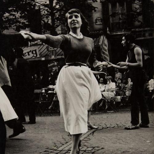 Oriol Maspons - El 14 de juliol a París - Cap a 1958