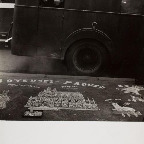 Oriol Maspons - Jour d'atleute [sic] - Cap a 1955-1956