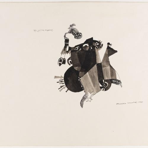 Aurèlia Muñoz - Sense títol - 1965