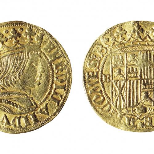 Ferran II d'Aragó, dit «El Catòlic» - Principat - 1497-1516