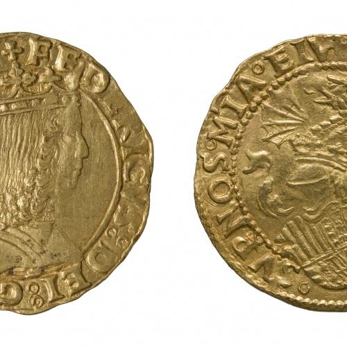 Frederic III de Nàpols - Ducat - 1496-1501