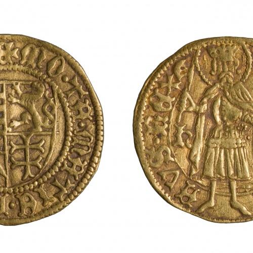 Maties I d'Hongria - Ducat - 1465