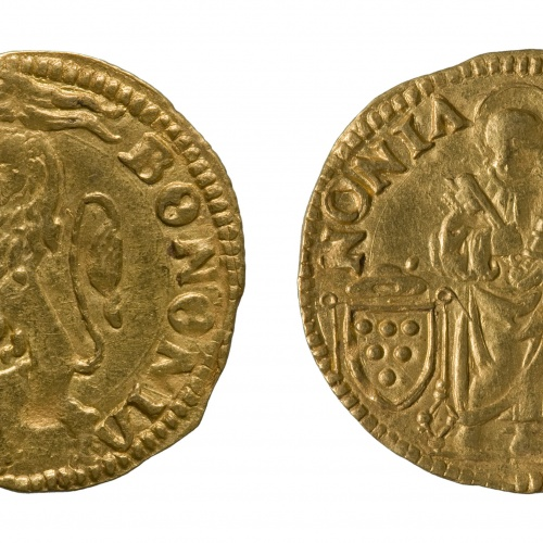 Lleó X, papa - Ducat - 1513-1521