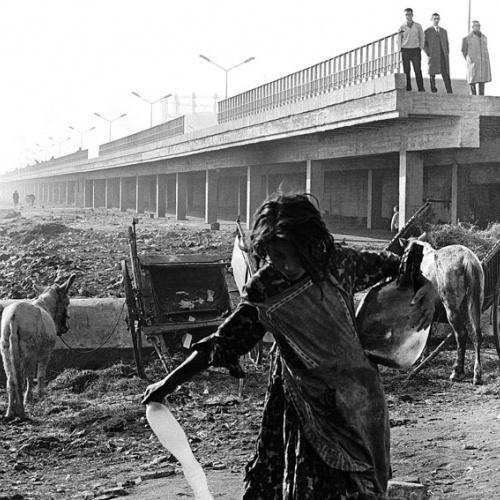 Ignasi Marroyo, Passeig Marítim, 1964. Ignasi Marroyo/Arxiu Nacional de Catalunya. © Ignasi Marroyo