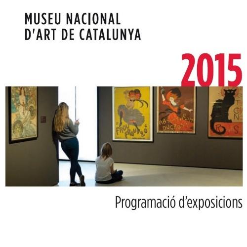 Programació d'exposicions 2015
