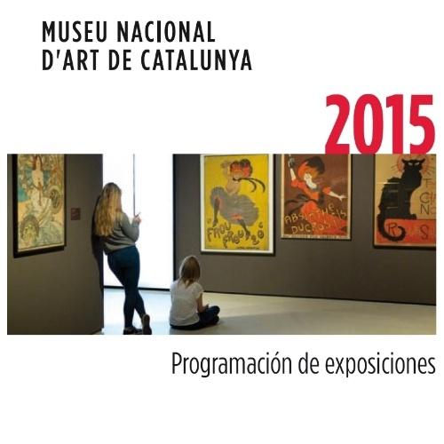 Programación de exposiciones 2015