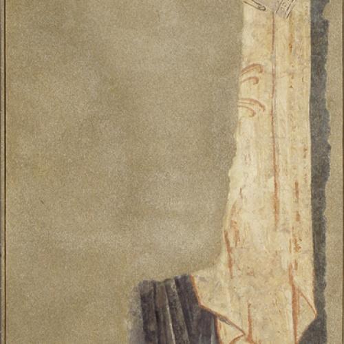 Anònim - Fragment d'apòstol d'Àger - Finals del segle XI – inicis del segle XII