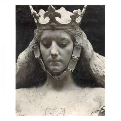 Eusebi Arnau - Bust de matrona representant Barcelona - 1897 [5]