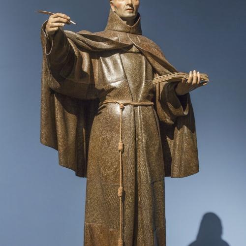 Pedro de Mena - Sant Pere d'Alcàntara - Entre 1663-1673