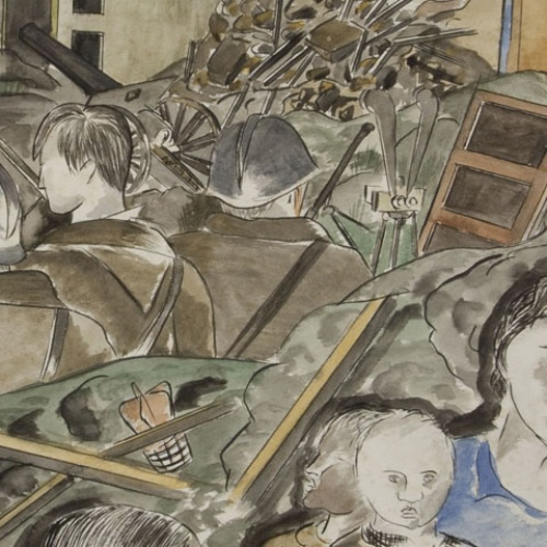 Art i compromís. Educació artística i cultura de pau