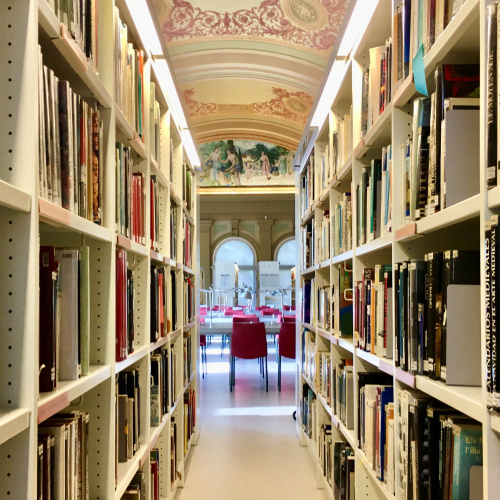 Biblioteca Joaquim Folch i Torres | biblioteca MNAC