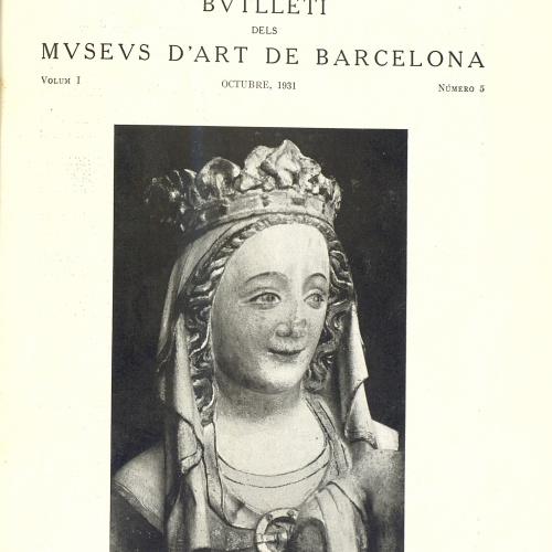 Vol. 1, núm. 5 (octubre 1931)
