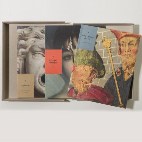 Capsa-catàleg de l'exposició Francesc Torres. La capsa entròpica [El museu d'objectes perduts]