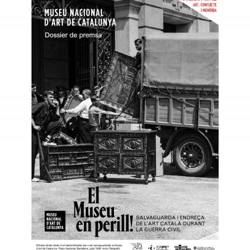 dossier premsa | el museu en perill