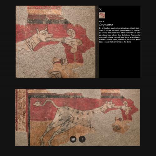 Descobrim el bestiari medieval amb Second Canvas