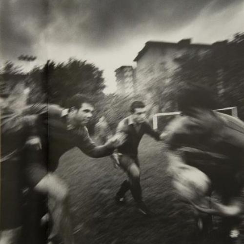 Giorgia Fiorio - Allenamento della squadra Alessandria Rugby. Alessandria - 2002