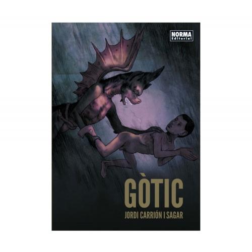 El Museu Nacional i Norma Editorial publiquen 'Gòtic', el primer assaig en còmic sobre un museu