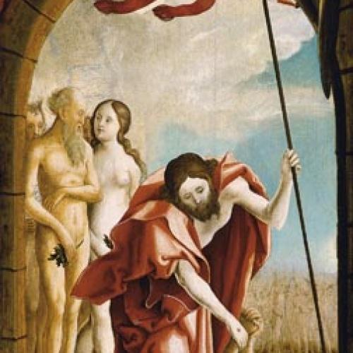 Anònim - Crist als Llimbs - Cap a 1520
