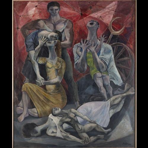Els vençuts, Marc Aleu, 1956