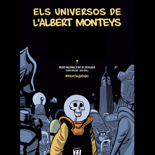 Els universos  de l'Albert Monteys