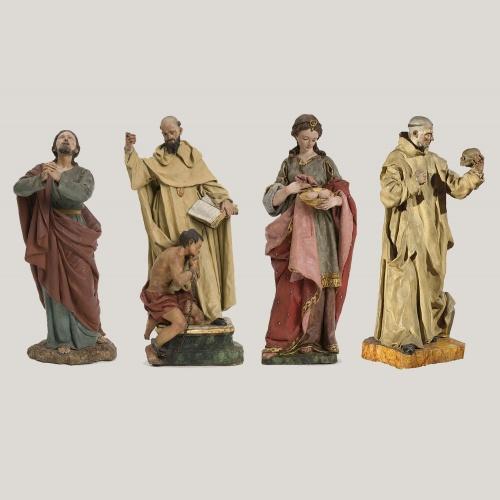 Quatre obres de Ramon Amadeu completen el dipòsit al Museu dels Sants d'Olot